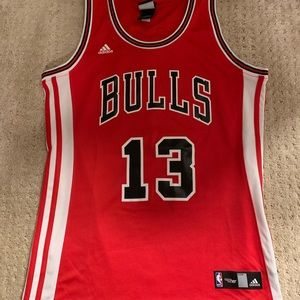 Adidas Chicago Bulls Jersey on Poshmark 55a8dc761